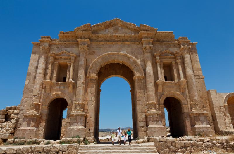 Jordania: Reino Hashemita