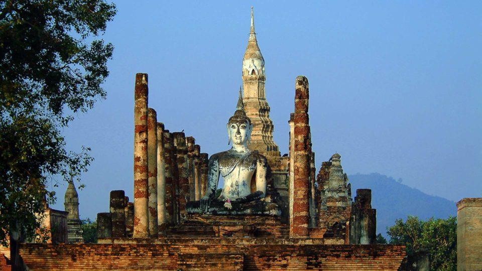 Viajes a Tailandia y Sokhothai